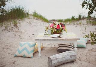 dekorasi+meja+pernikahan+dipantai Dekorasi meja pernikahan