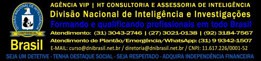 D.N.I. - DETETIVES DO DISTRITO FEDERAL (DF)