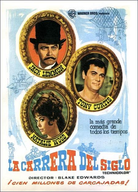 LA CARRERA DEL SIGLO (1965)