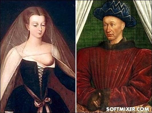 Агнесса Сорель: официальная фаворитка короля Франции