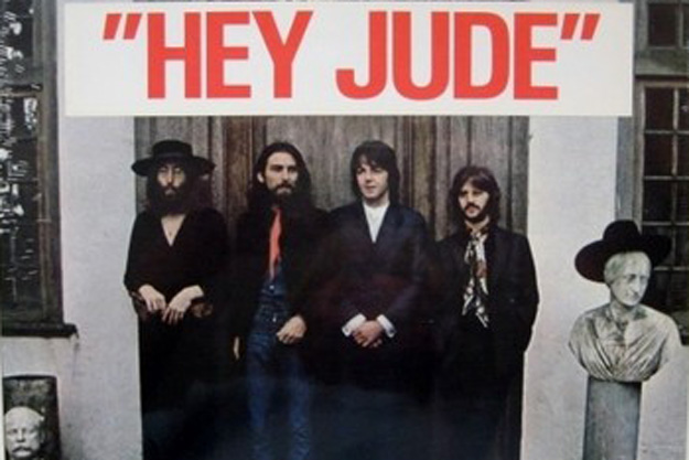 letras beatles hey jude: