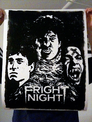 Cannibal Kitchen: The Man Behind The Fright Night Print Madness