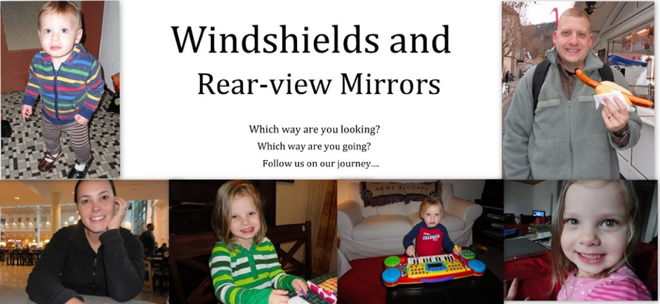 Windshields and Rear-view Mirrors