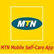mtn mobile selfcare app