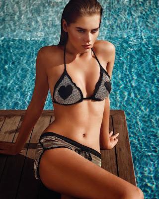 Solveig Mork Hansen Twin Set Swimwear Spring/Summer 2015