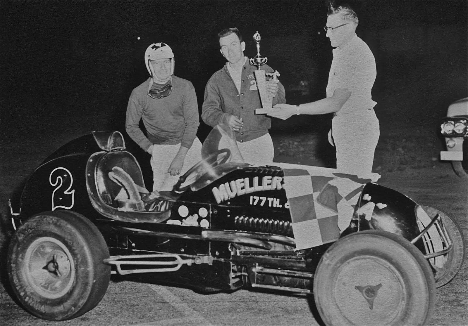 Northwest Auto Racing, 1950s: August 2011