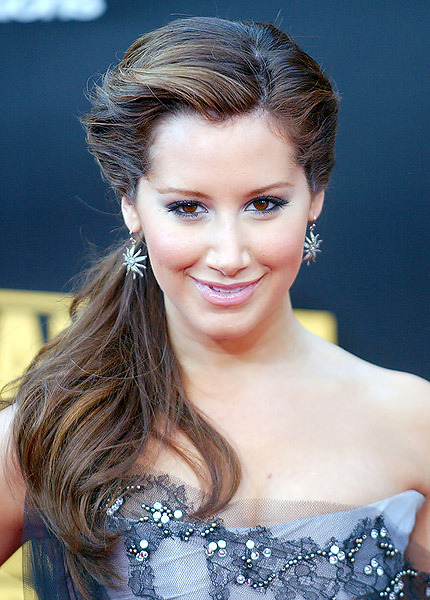 wedding hairstyles 2011 side ponytail