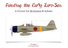 Painting The Early Zero-Sen