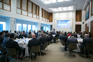 The Manhattan Chamber of Commerce Quarterly Chairman's Breakfast 12/09/2015