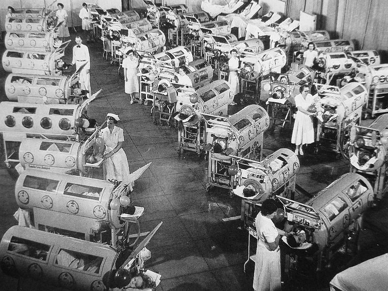 polio vaccine in america The so called great race for a polio vaccine culminated in what many have  called the discovery of the century by american doctor and medical.