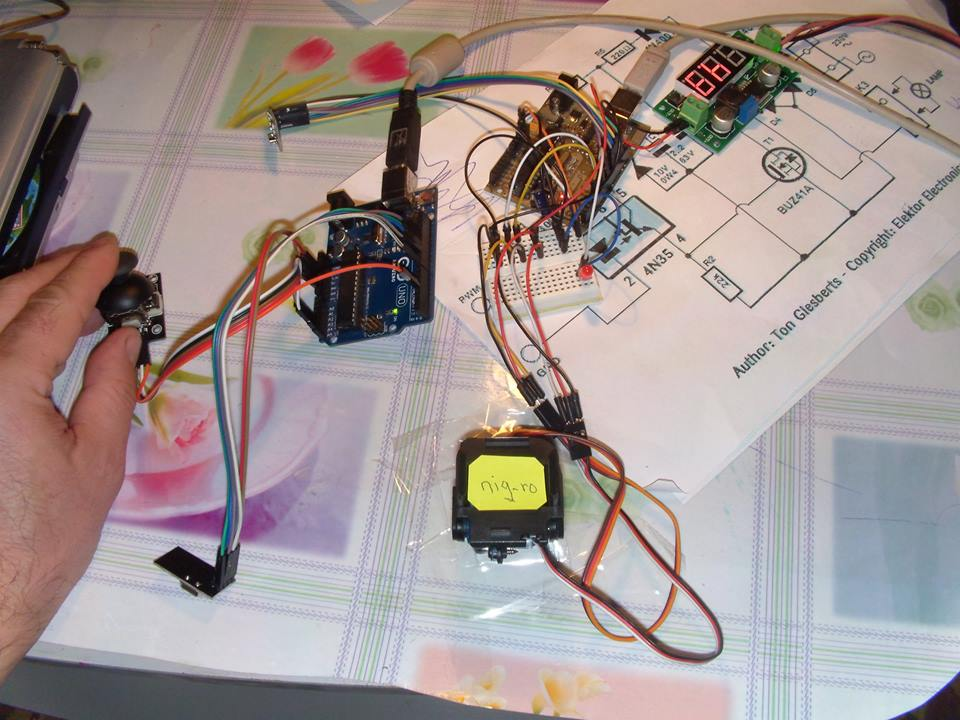 Arduino tehniq nrf l radio module and