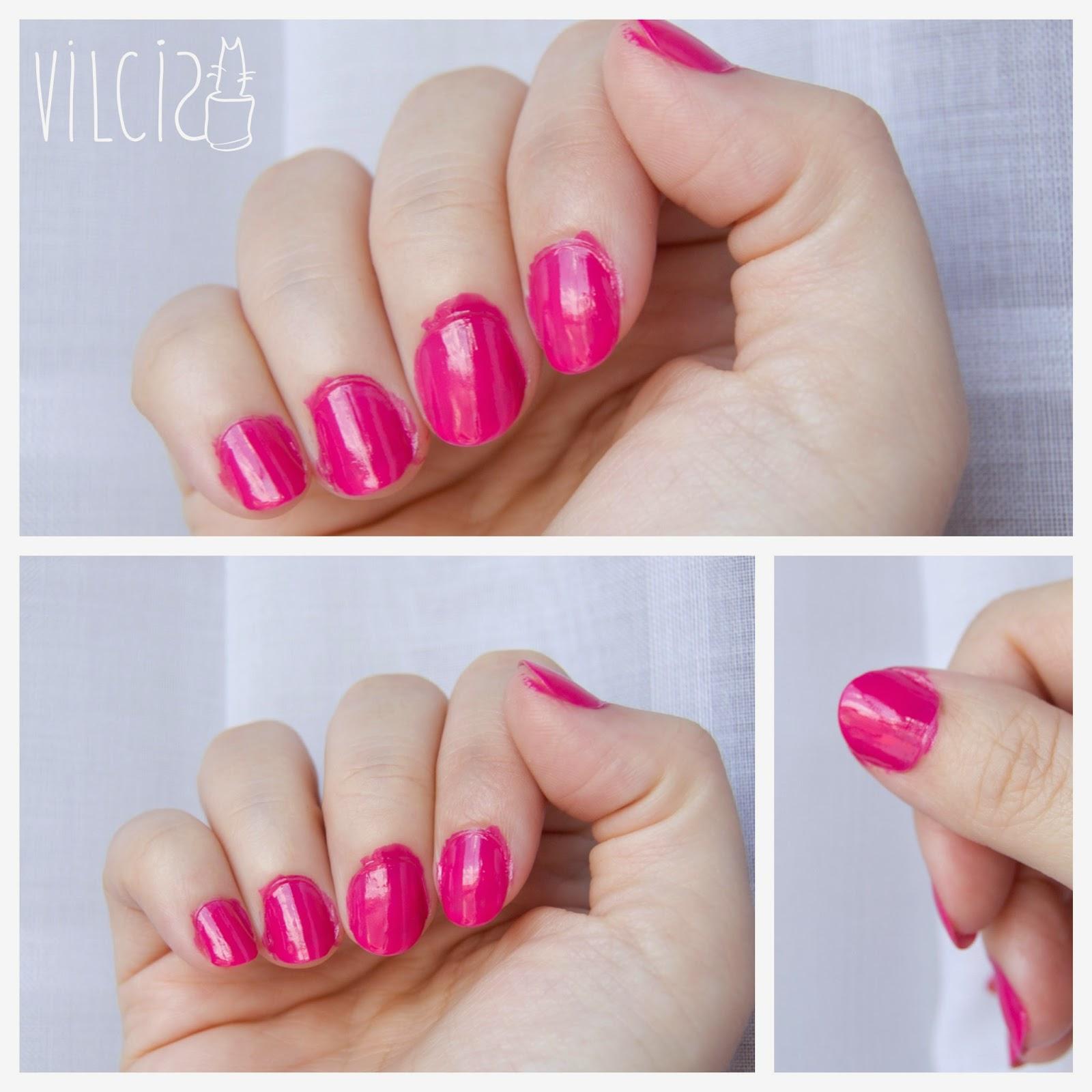 Cómo pintarse las uñas (manicura limpia) trucos vilcis