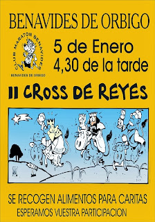 Cross Reyes Solidario Benavides del Orbigo
