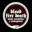 BLOOD FIRE DEATH PROMO