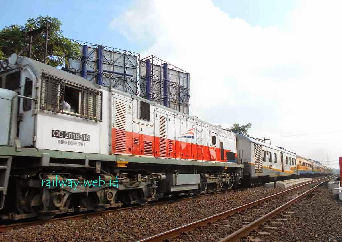 Jadwal KA Stasiun Banjar