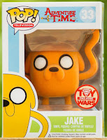 Funko Pop! Jake Flocked