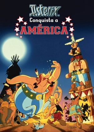 Asterix Conquista a América BluRay Filmes Torrent Download completo