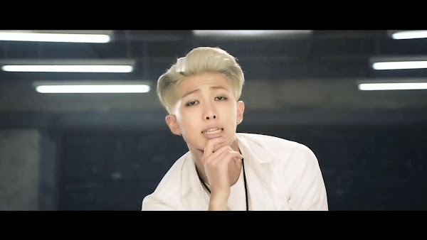 BTS Rap Monster Boy In Luv