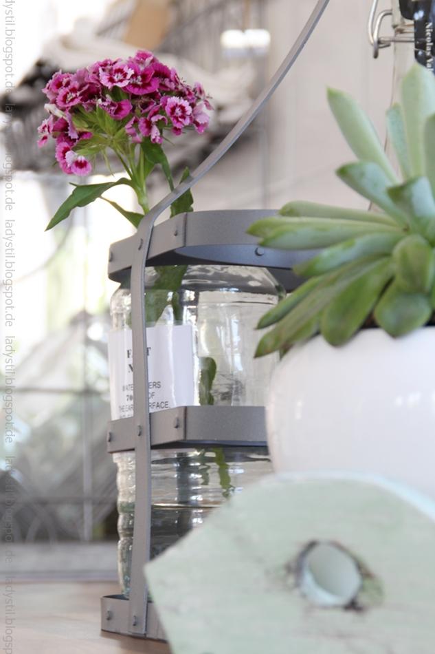 Blume-in-Bohnenglas-im-Flaschenhalter