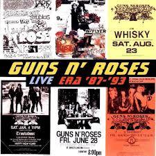 Guns N' Roses-Live Era: '87-'93 (1999)