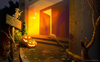 Halloween HD wallpapers - 037