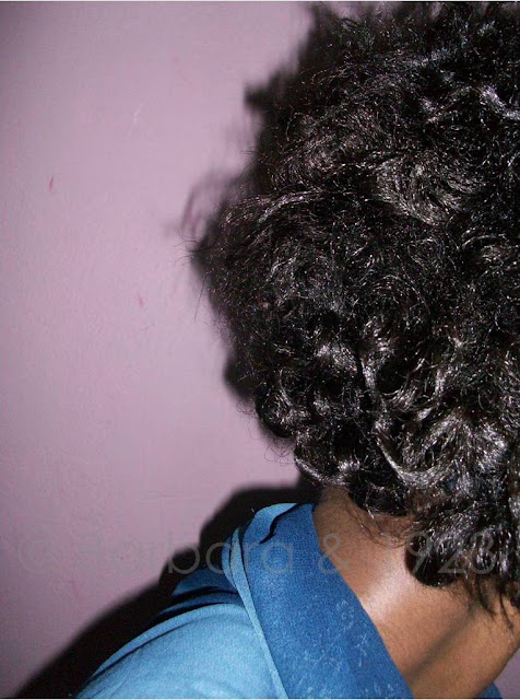 My Hair: Recent Hairstyles