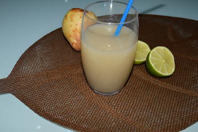 Néctar de Pera, Kiwi e Lima