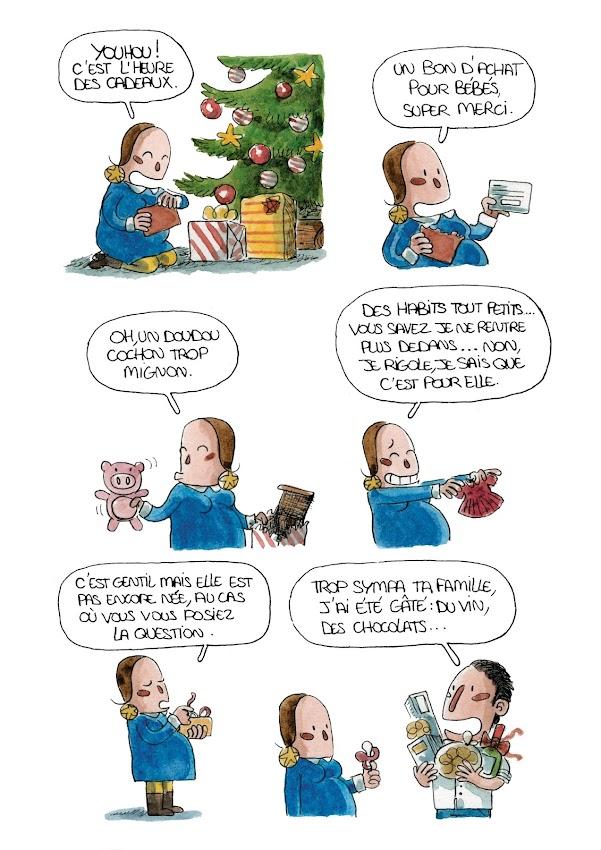 À Noël, c'est le moment d'ouvrir les cadeaux sous le sapin, mais parfois ce n'est pas ce à quoi on s'attend.
