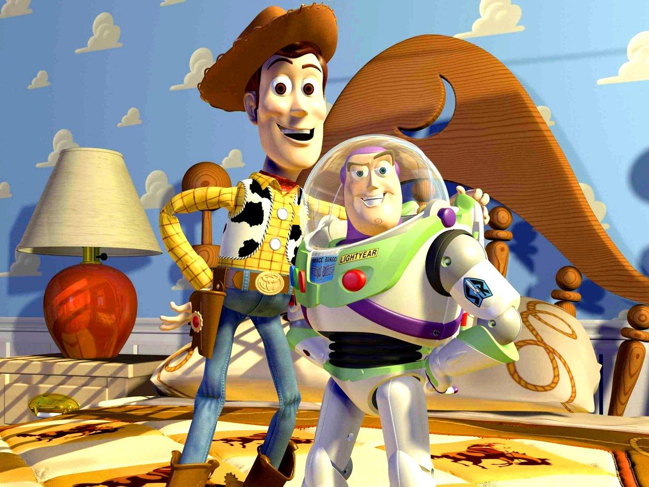 Cine en conserva toy story vuestra pel cula favorita de pixar - Cochon de toy story ...