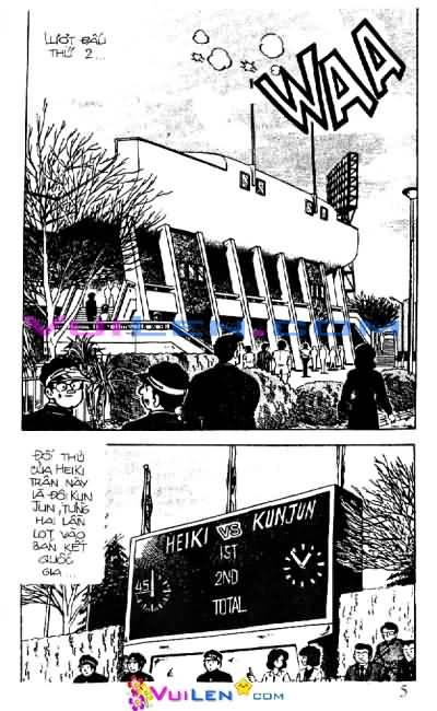 Jindodinho - Đường Dẫn Đến Khung Thành III  Tập 20 page 5 Congtruyen24h