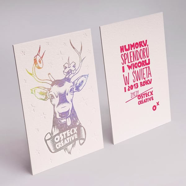 50 amazingly creative christmas card designs to inspire
