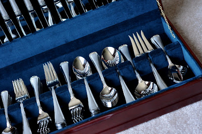 Flatware Storage Case - Photo by Taste As You Go