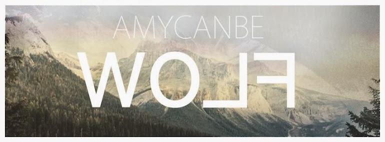 Amycanbe's Blog
