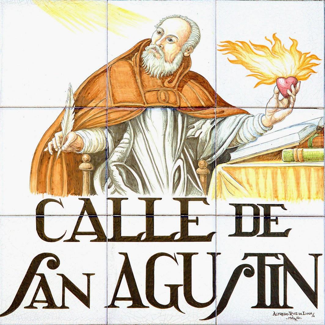 Calle de San Agustín