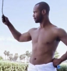 OLD SPICE GUY WINS ICE BUCKET CHALLENGE