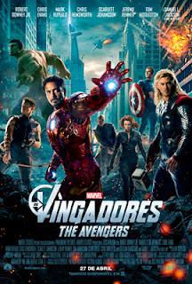 Os Vingadores - Cartaz