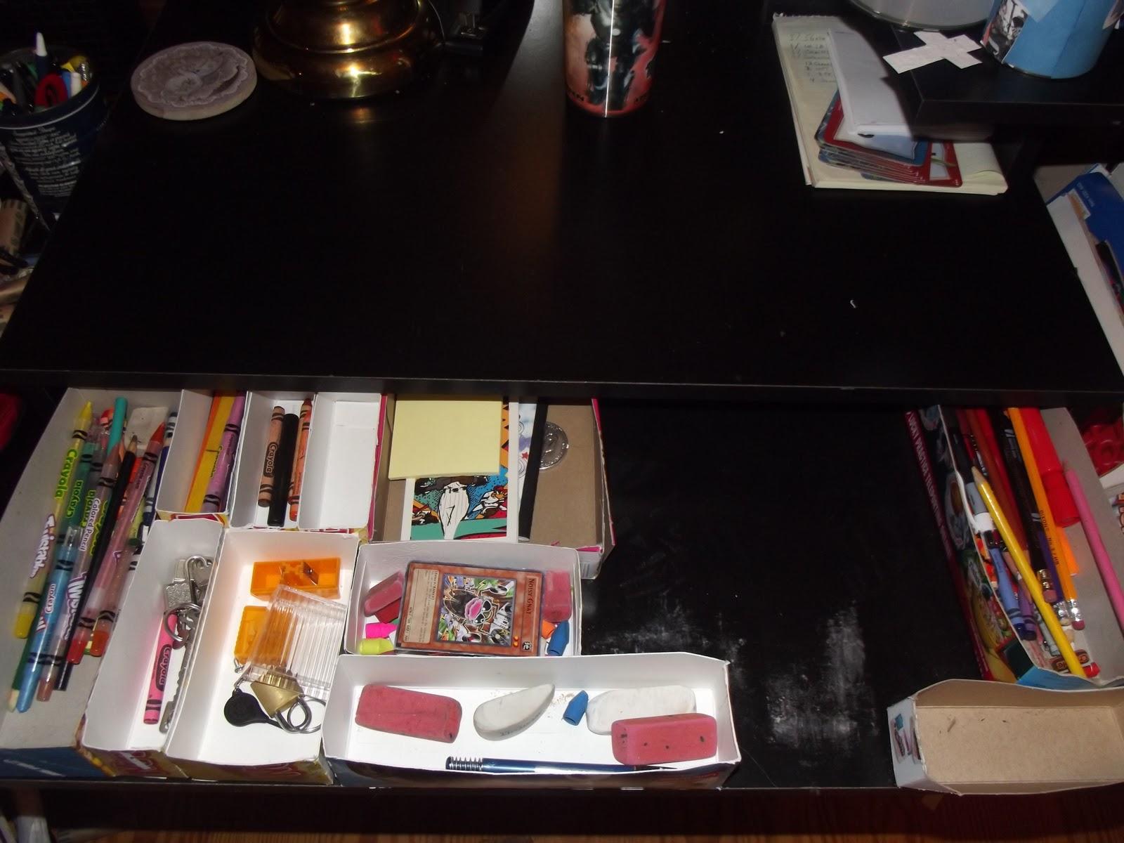 Do It Yourself Ditders: DIY Drawer Organizer