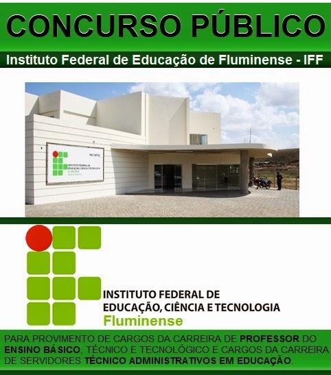 Apostila Instituto Federal Fluminense - Concurso IFFluminense-RJ.