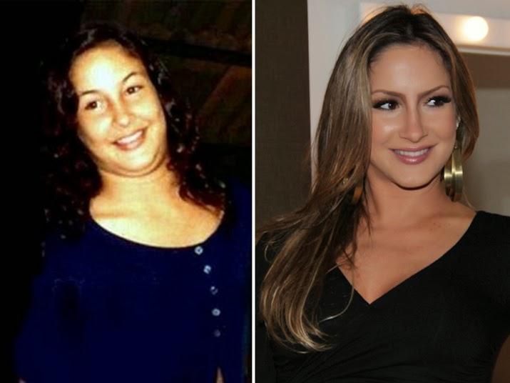 Claudia Leite antes e depois da fama; Confira - Jornal ...  Ivete Sangalo Antes Da Fama