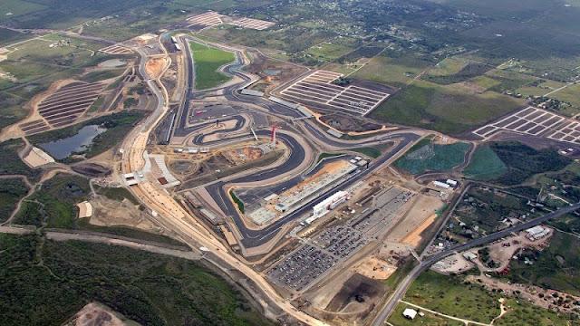 Circuito MotoGP EU