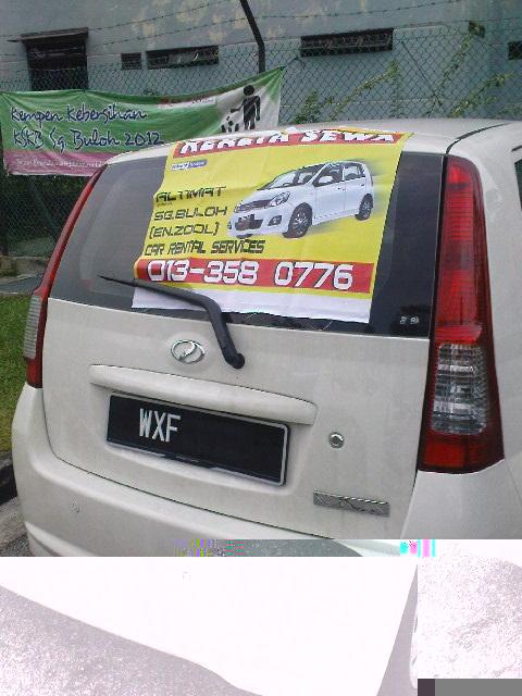 Cheap Car Rental Kota Bharu