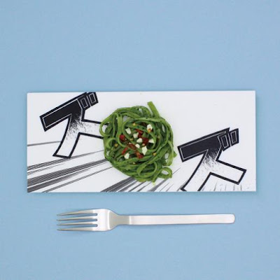 Cool Plates and Creative Plate Designs (15) 6