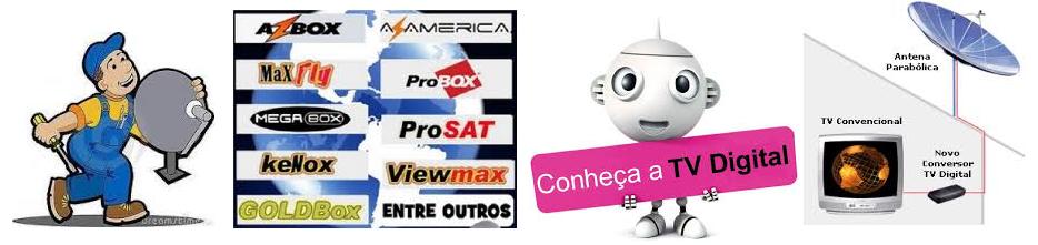 Azbox Instalação Curitiba