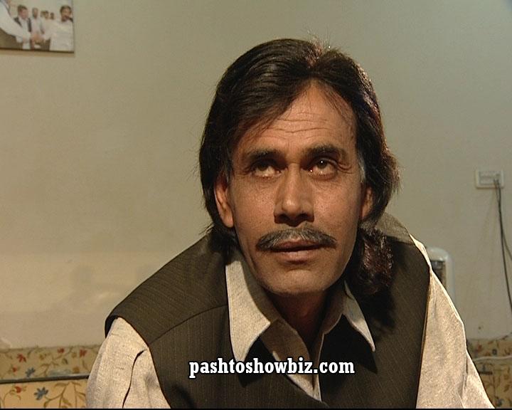 Pashto Comedy Actor Umar Gul Photos