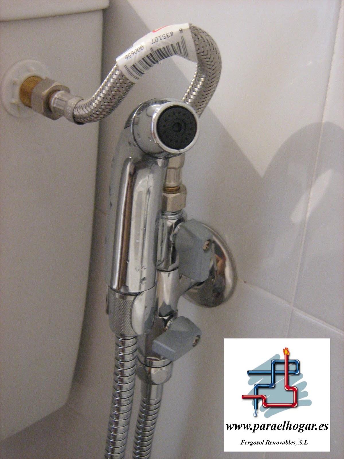 Pumps tubos termo boiler grifo sustituto de bidet - Grifo bidet para wc ...