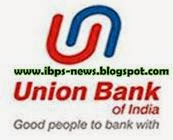 union bank of india so jobs