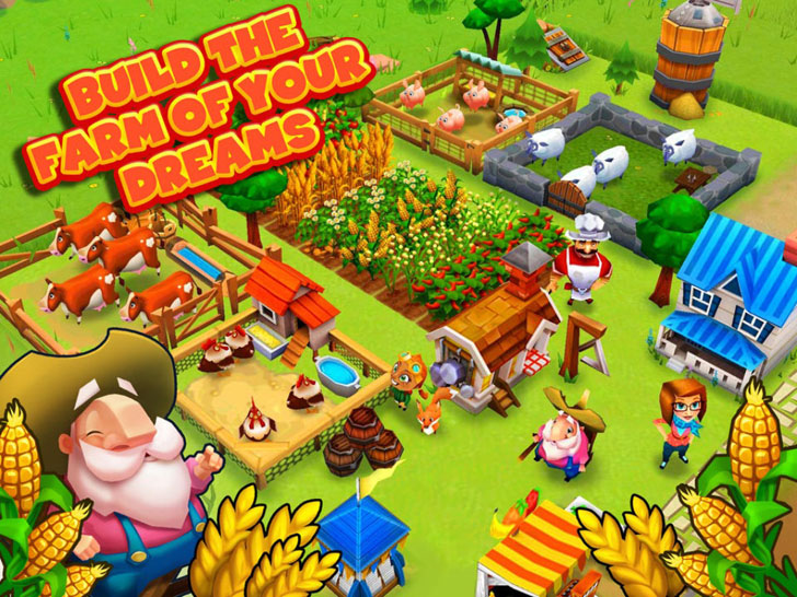 Farm Story 2 App iTunes App By TeamLava - FreeApps.ws