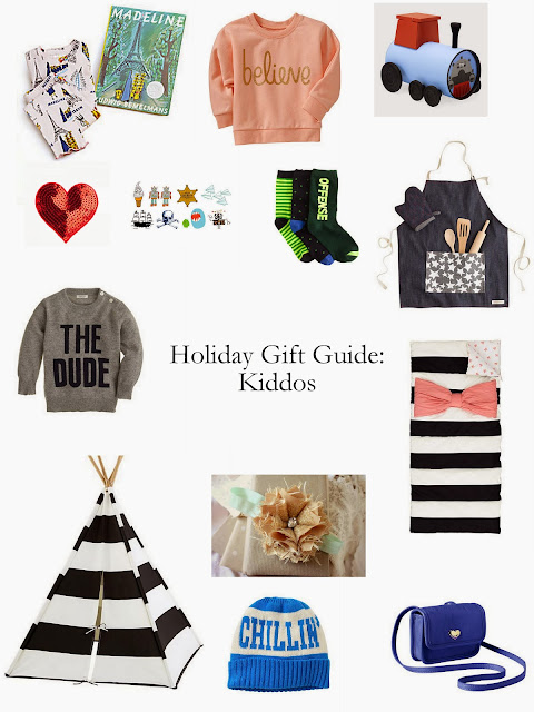 Holiday Gift Guide for Kiddos