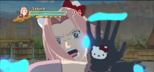Sakura Kitty Dlc Costume