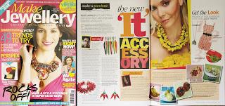 Make Jewellery: - August 2011